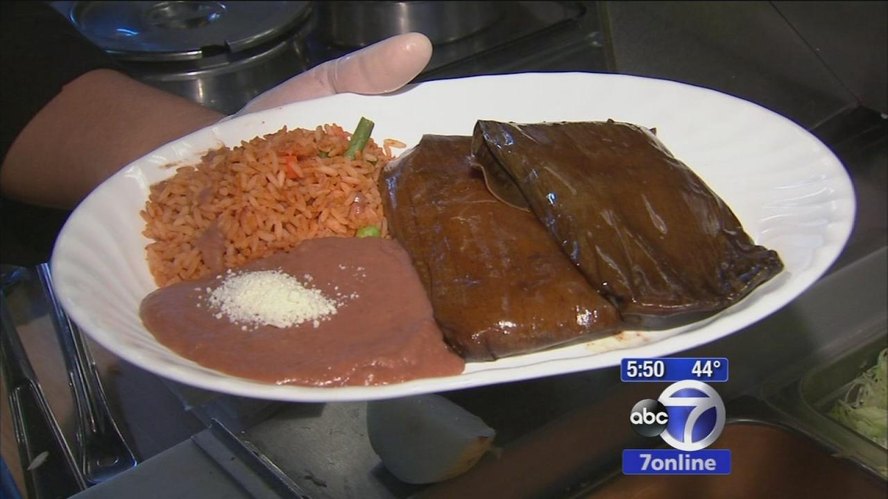 Neighborhood Eats: Oaxaca in Huntington