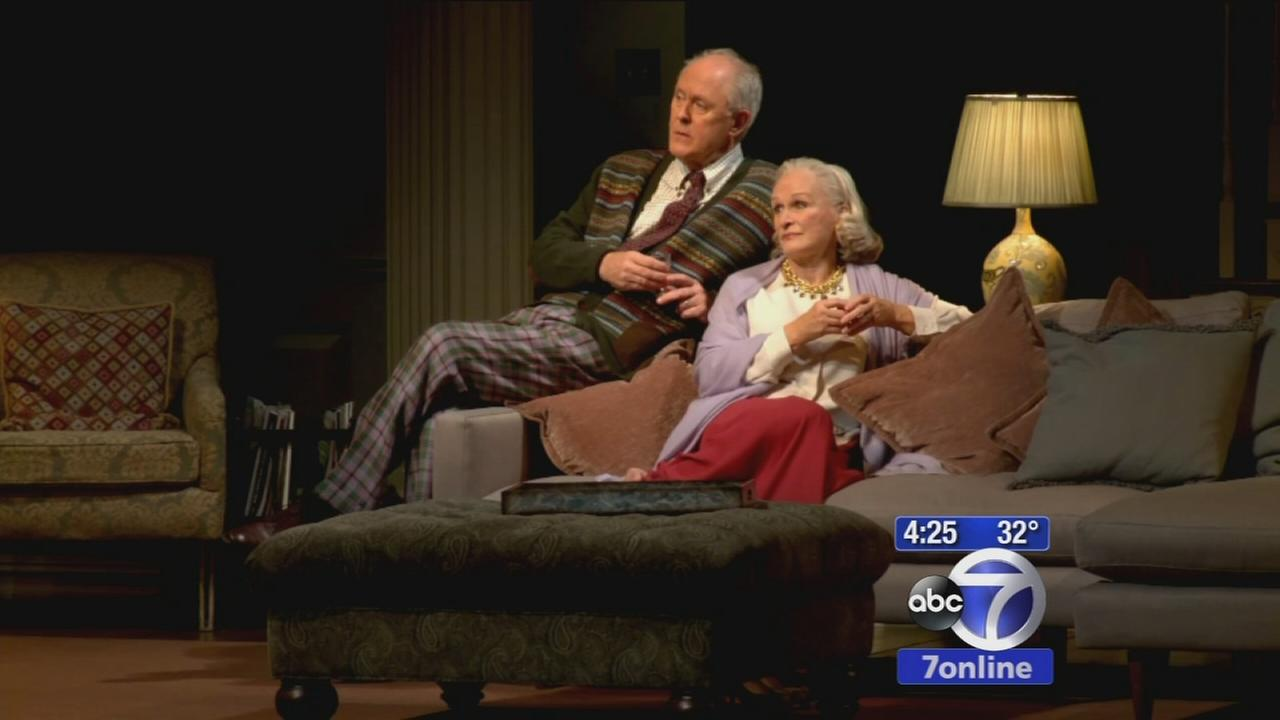John Lithgow, Glenn Close star in revival of A Delicate Balance