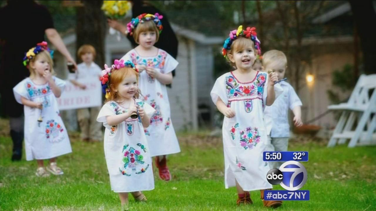 Growing trends on how to involve little ones in wedding party