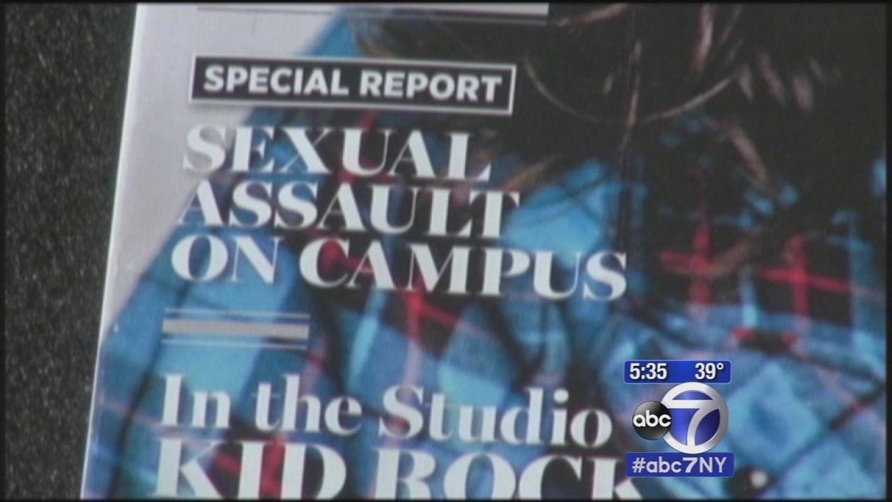 Senate hearing on campus sex assaults