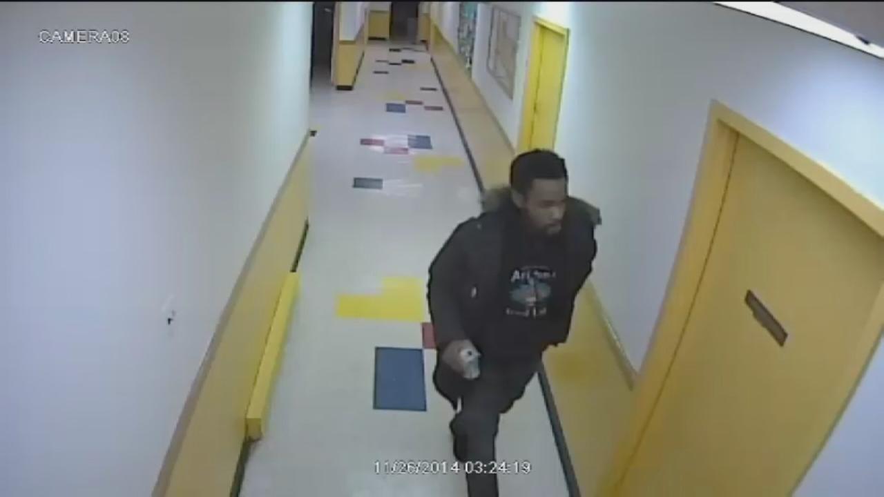 RAW VIDEO: Bronx Child Development Center theft