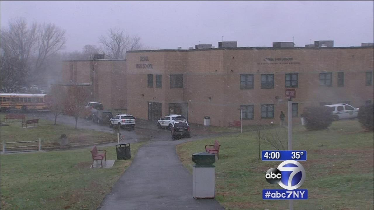 NJ school placed on lockdown after bullet found