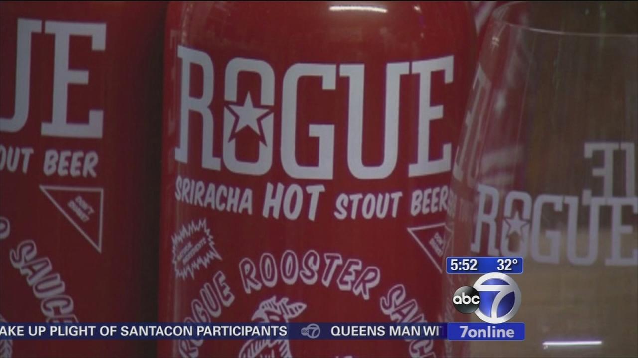 Sriracha Stout