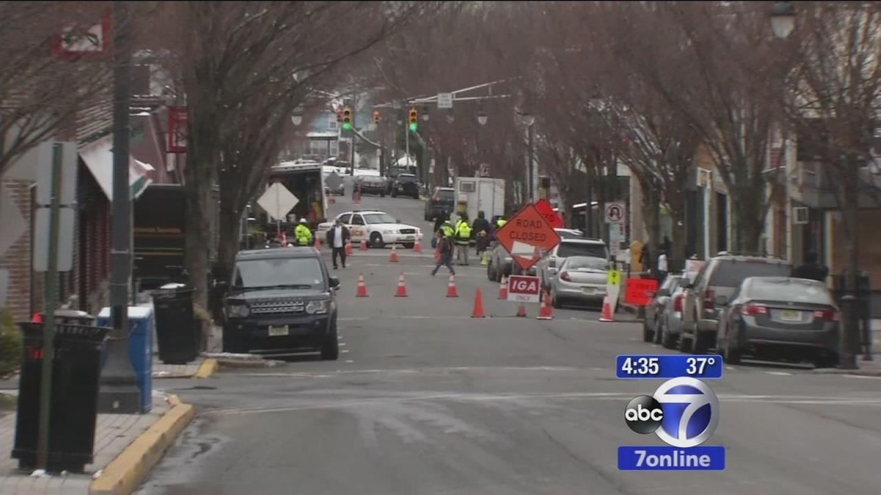 Construction causing decreased foot traffic for NJ businesses