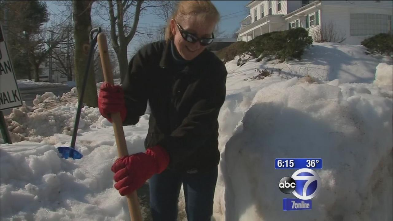 Stamford to make homeowners solely liable for sidewalk snow removal