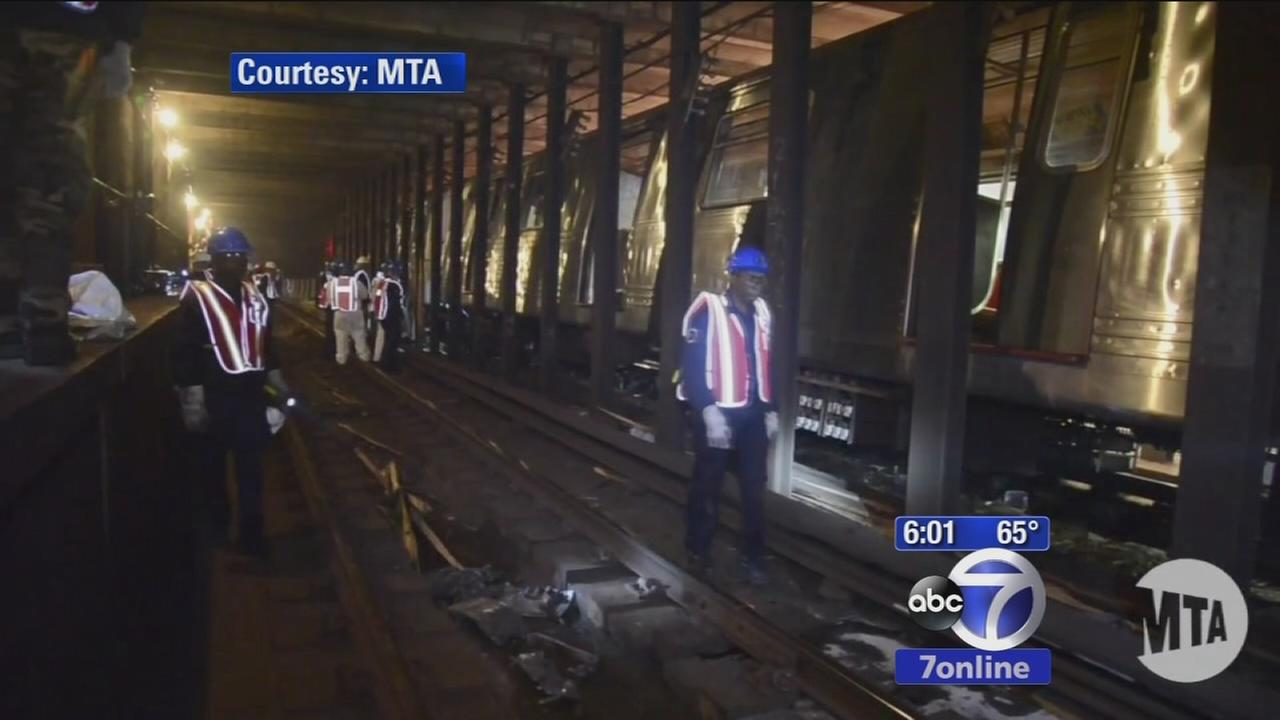 MTA names cause of Queens subway derailment