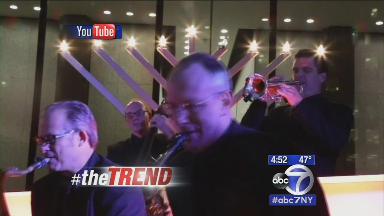 The Trend: Hannukah mashup goes viral