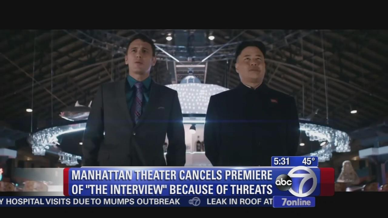 Sony hackers make threats in first phase of new leaks over The Interview