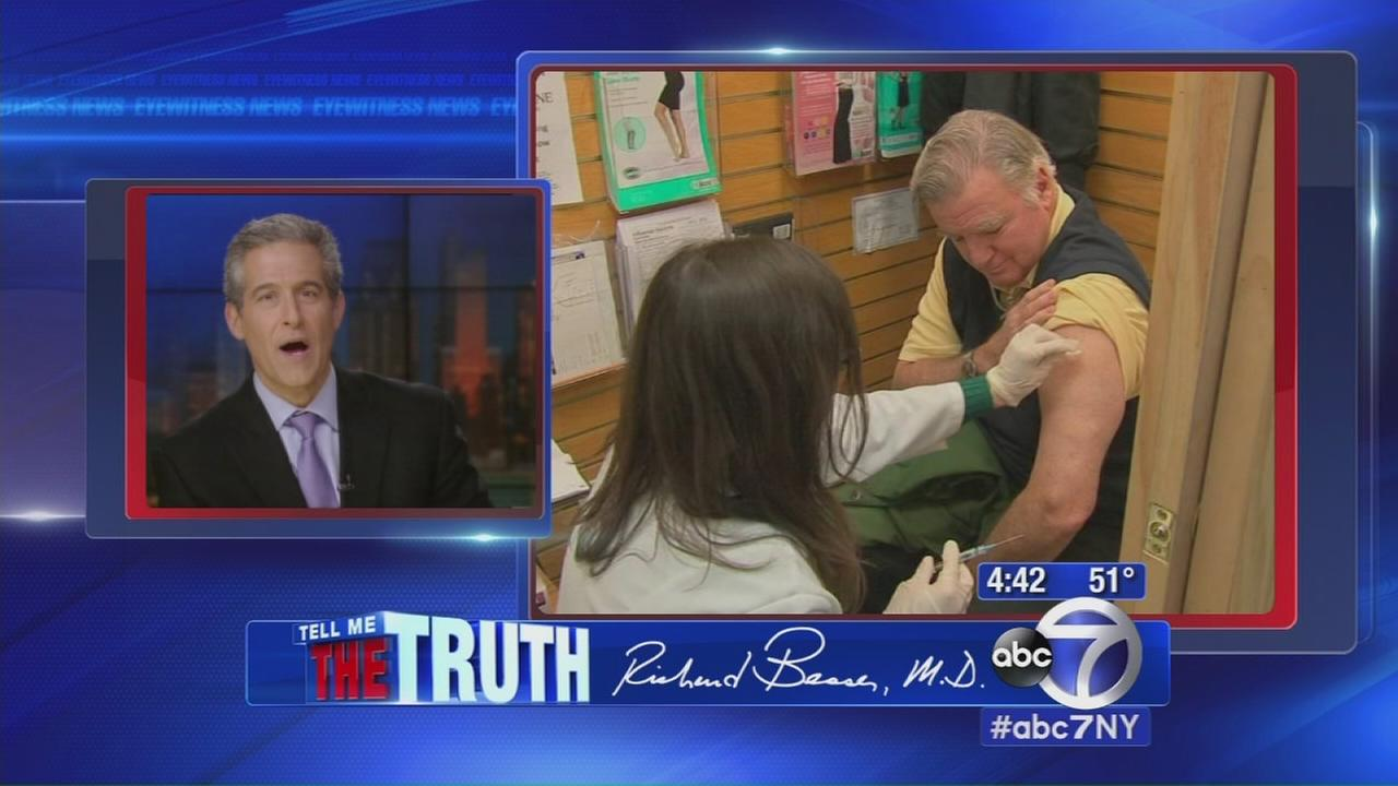 Tell Me The Truth: Flu prevention