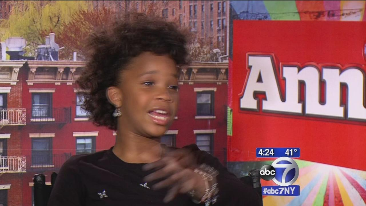Stars of Annie share why new movie is so special to them