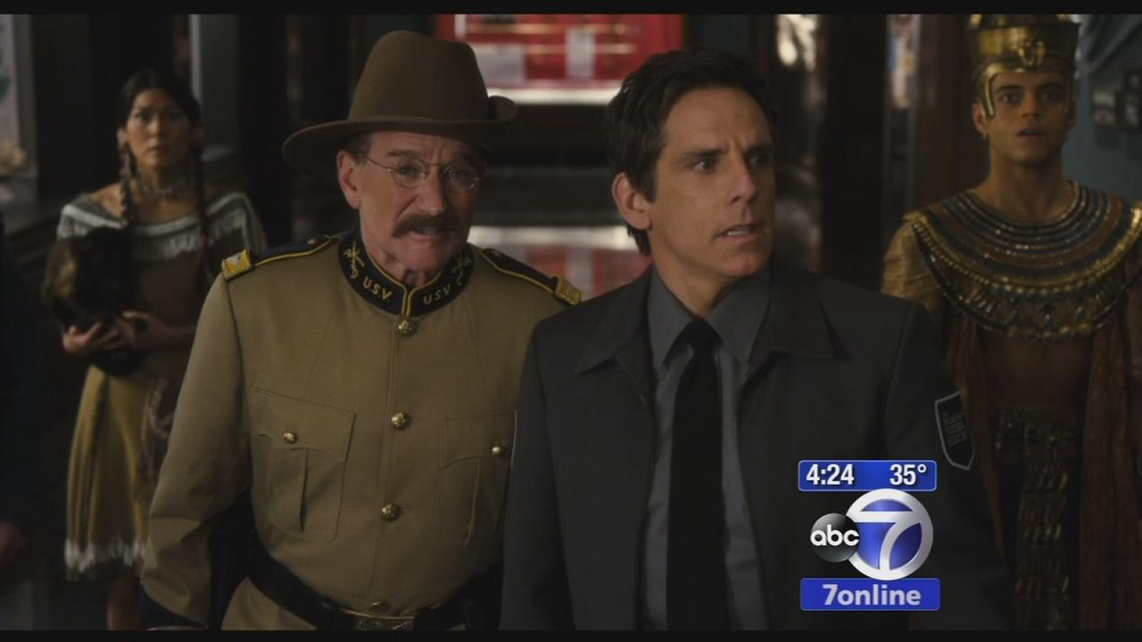 Movie Review: Night at the Museum: The Secret of the Tomb