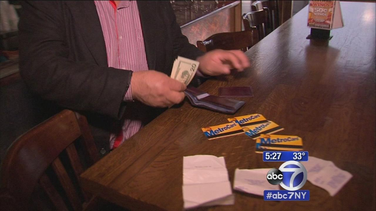 Good Samaritan makes magic happen when man loses wallet