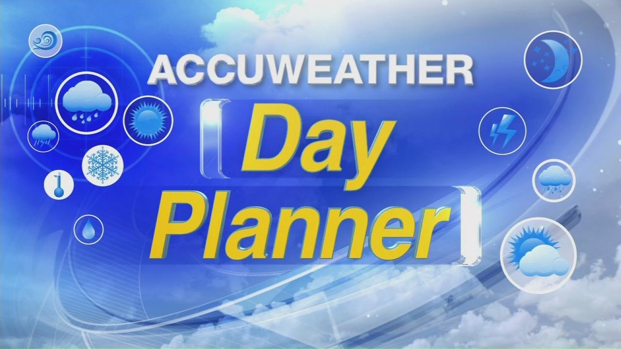 AccuWeather Day Planner: What to expect for Sunday
