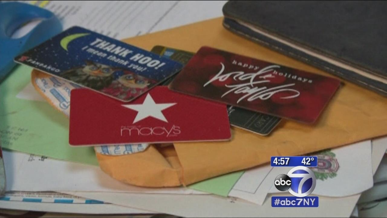 Consumer Reports warns about unknown fees when buying gift cards