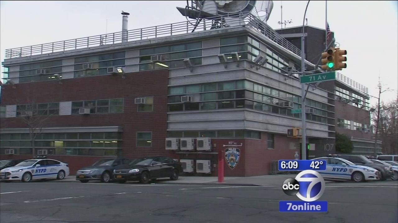 Officers taking precautions in wake of NYPD officers murdered
