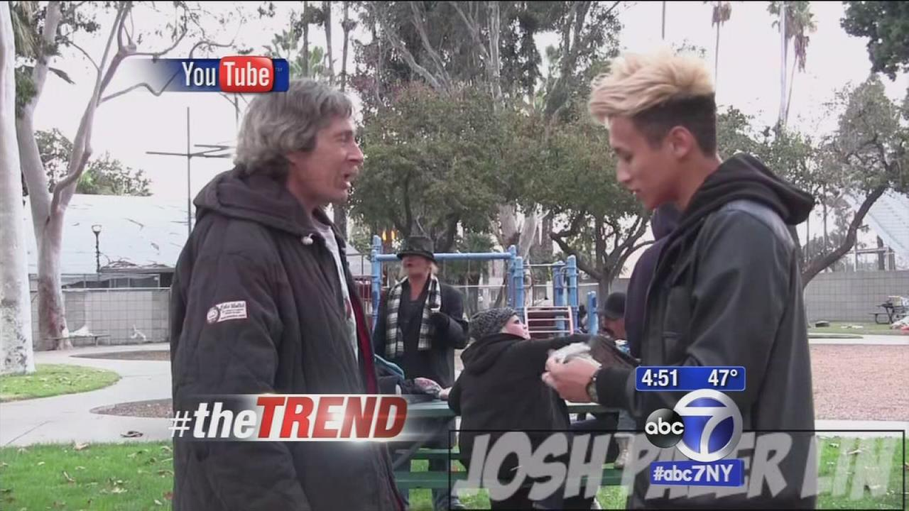 The Trend: Film about the homeless
