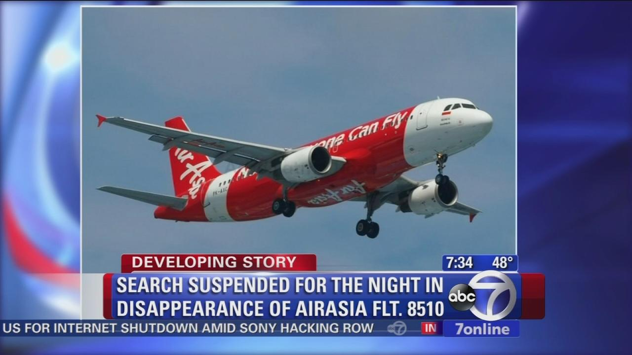 Plane disappears over Indonesian waters