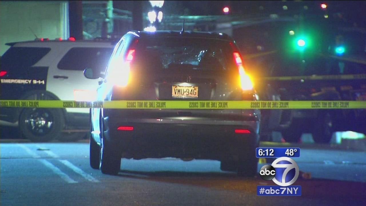 2 Cliffside Park, NJ officers hospitalized after being struck by SUV
