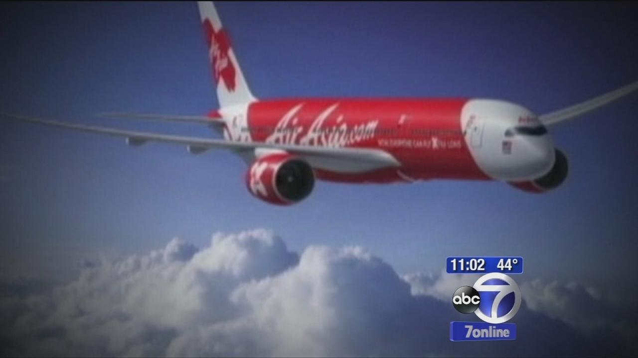 Search expands for missing AirAsia plane