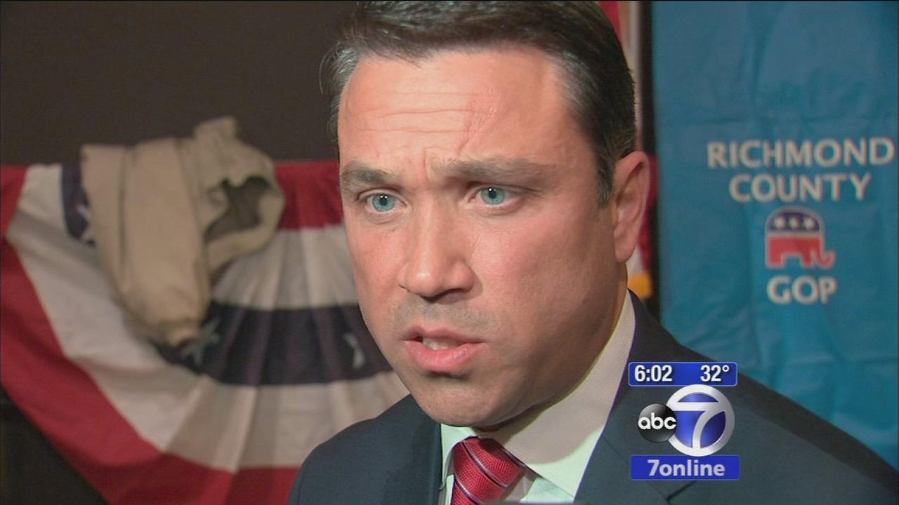 Rep. Michael Grimm resigning from office