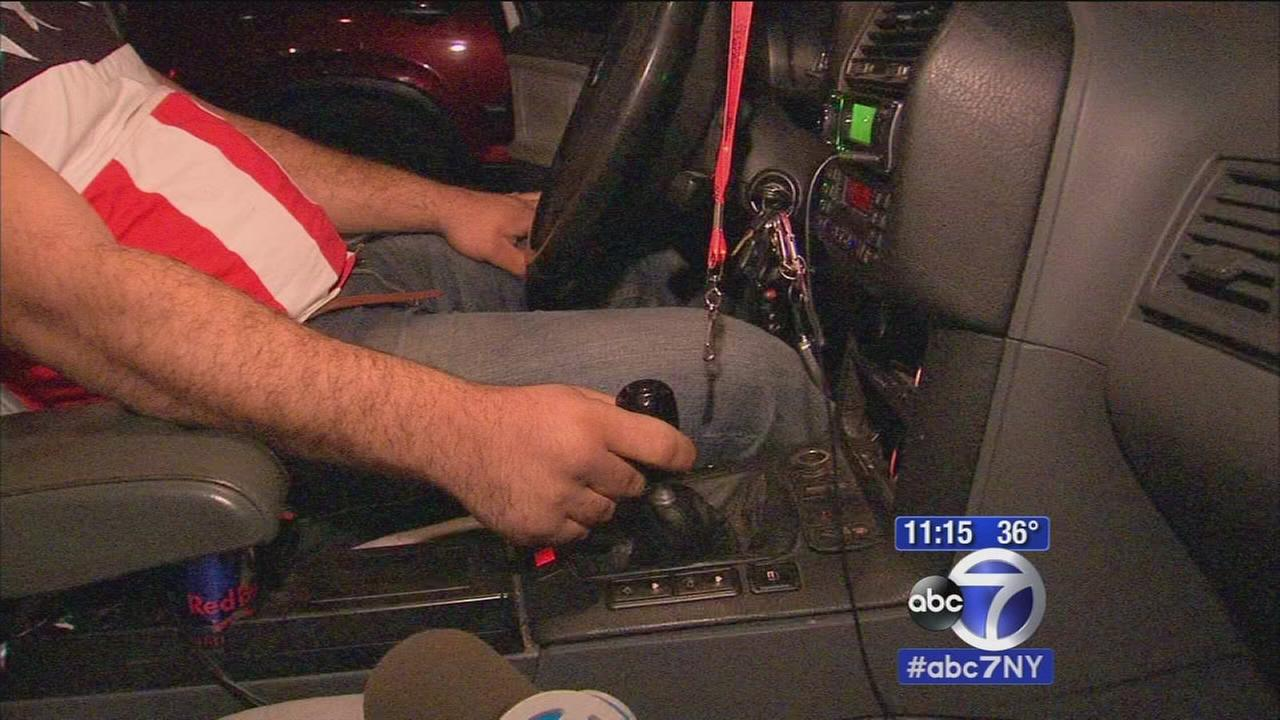 Would-be carjackers abandon attempt upon learning car is stick shift