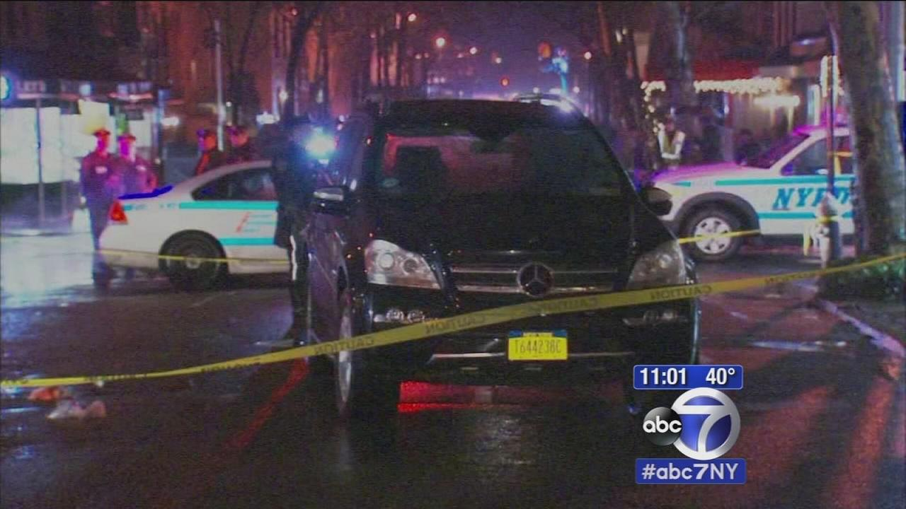 1 killed, 1 injured after being struck by livery cab on Upper East Side