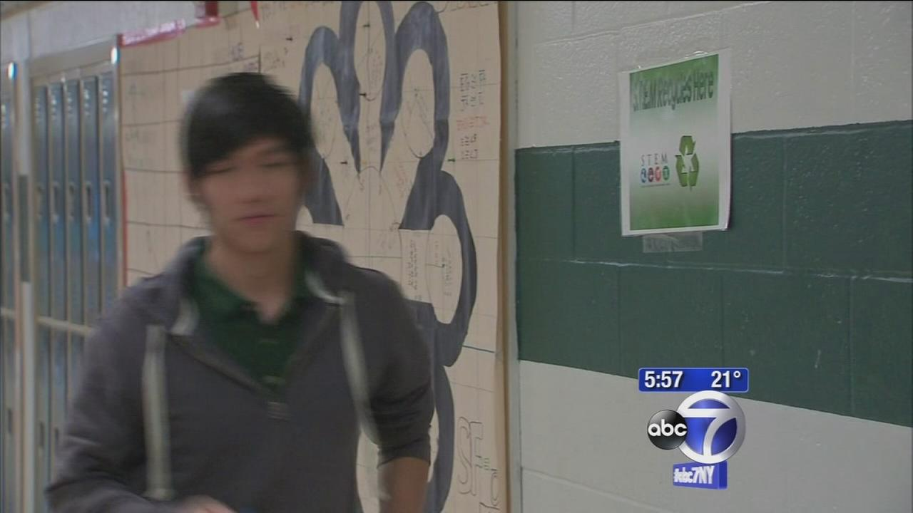 Paterson student heads to the Ivy League
