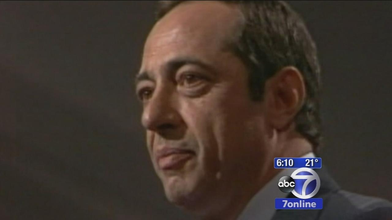 Mourners say goodbye to Mario Cuomo