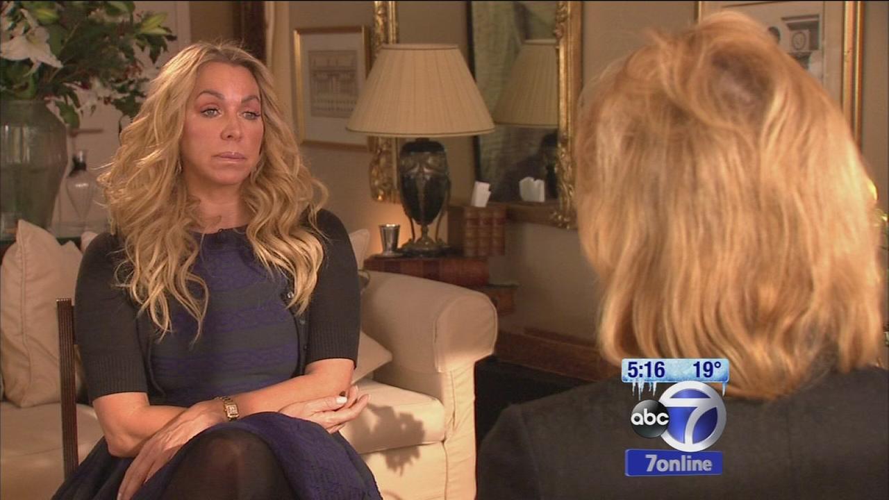 Ex-girlfriend of murder suspect speaks out