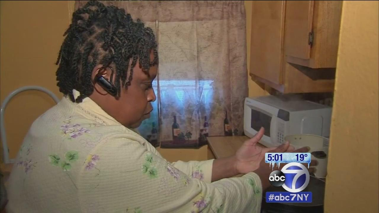 Bronx residents getting no heat during cold wave