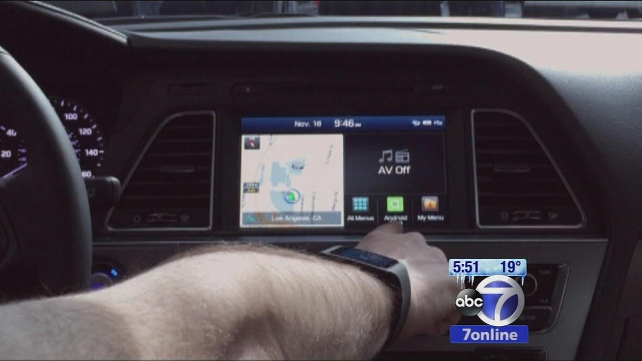 Consumer Reports: Car infotainment systems