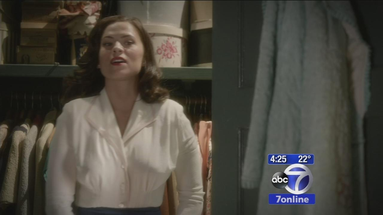 Actress Hayley Atwell talks Marvels Agent Carter