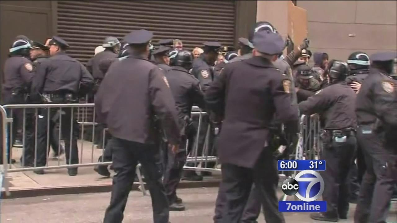 NYPD says they want better equipment, more officers on streets