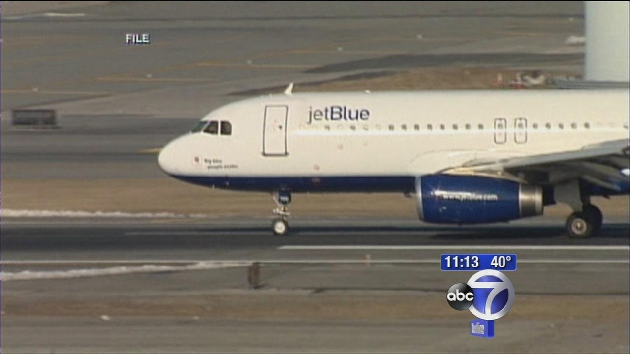 Investigation underway into close call during takeoff at JFK