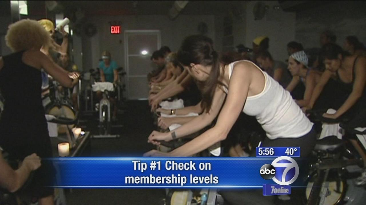 7 tips for joining a gym