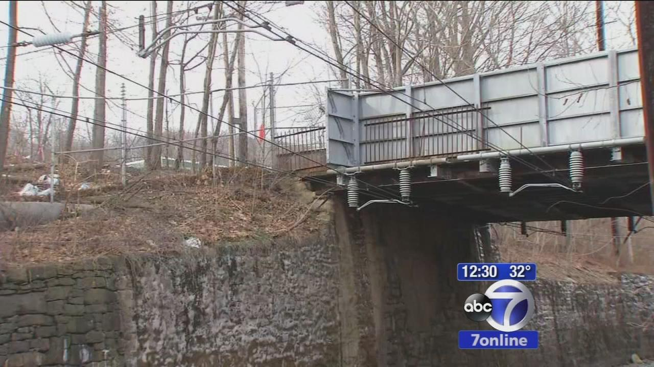 NJDOT inspects bridges
