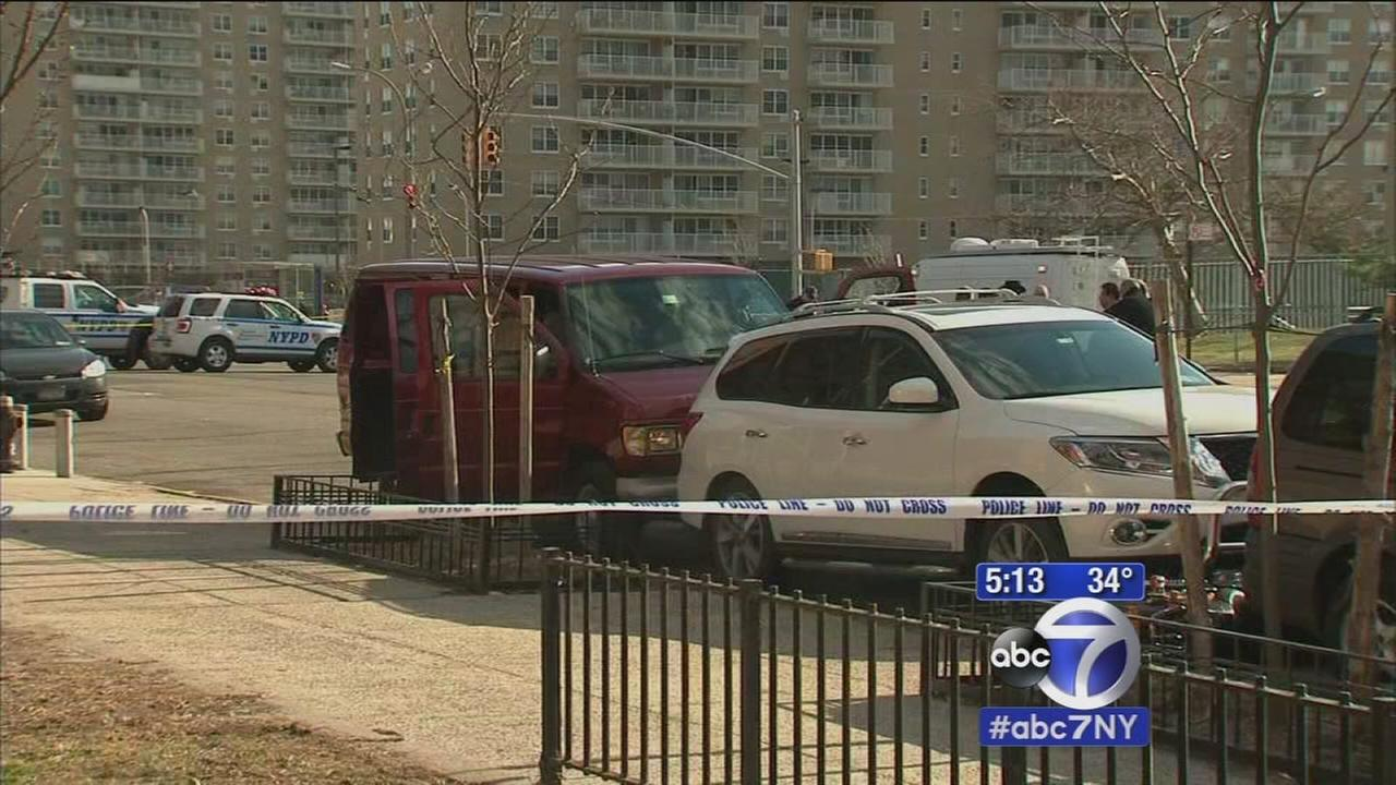 Arrest in shooting of livery driver in Queens