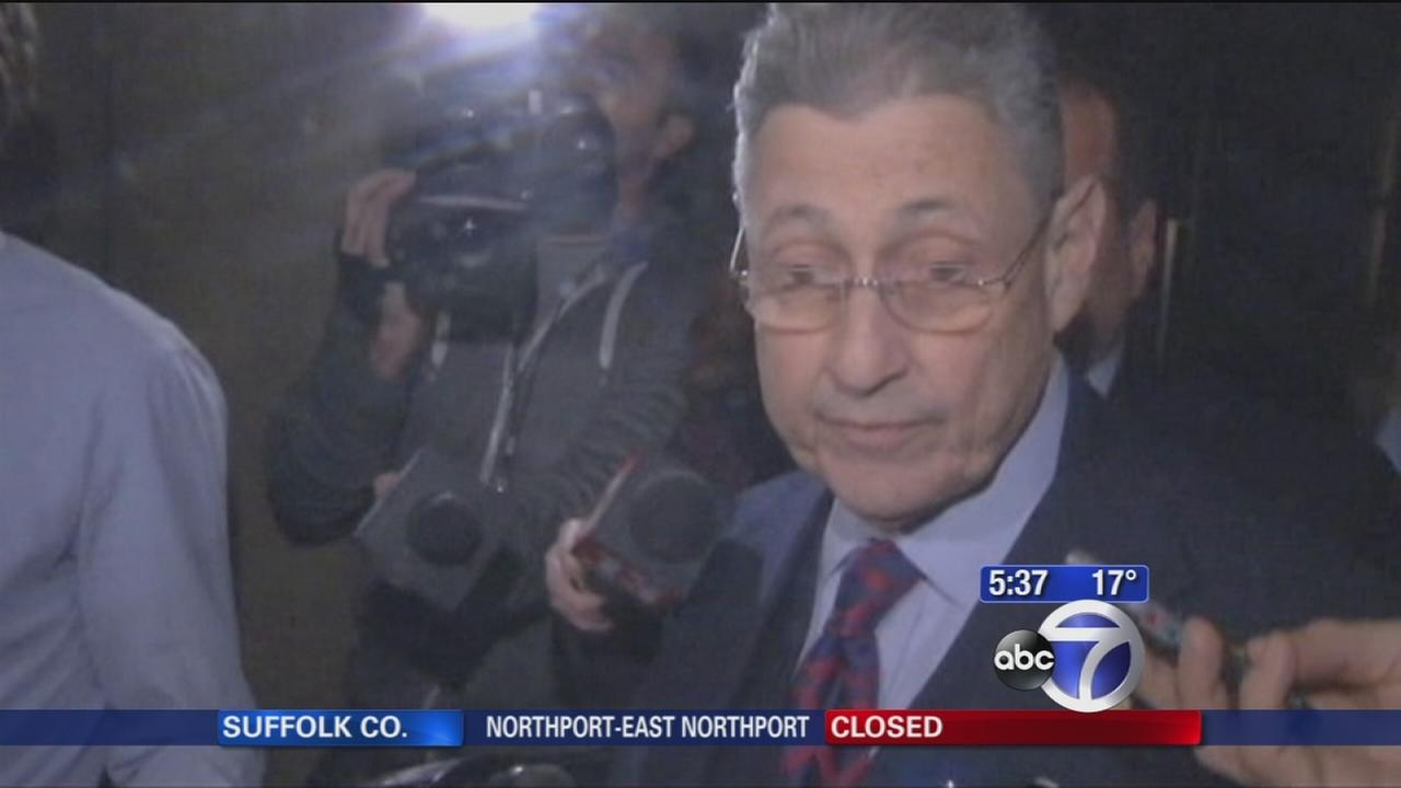 Sheldon Silver stepping down