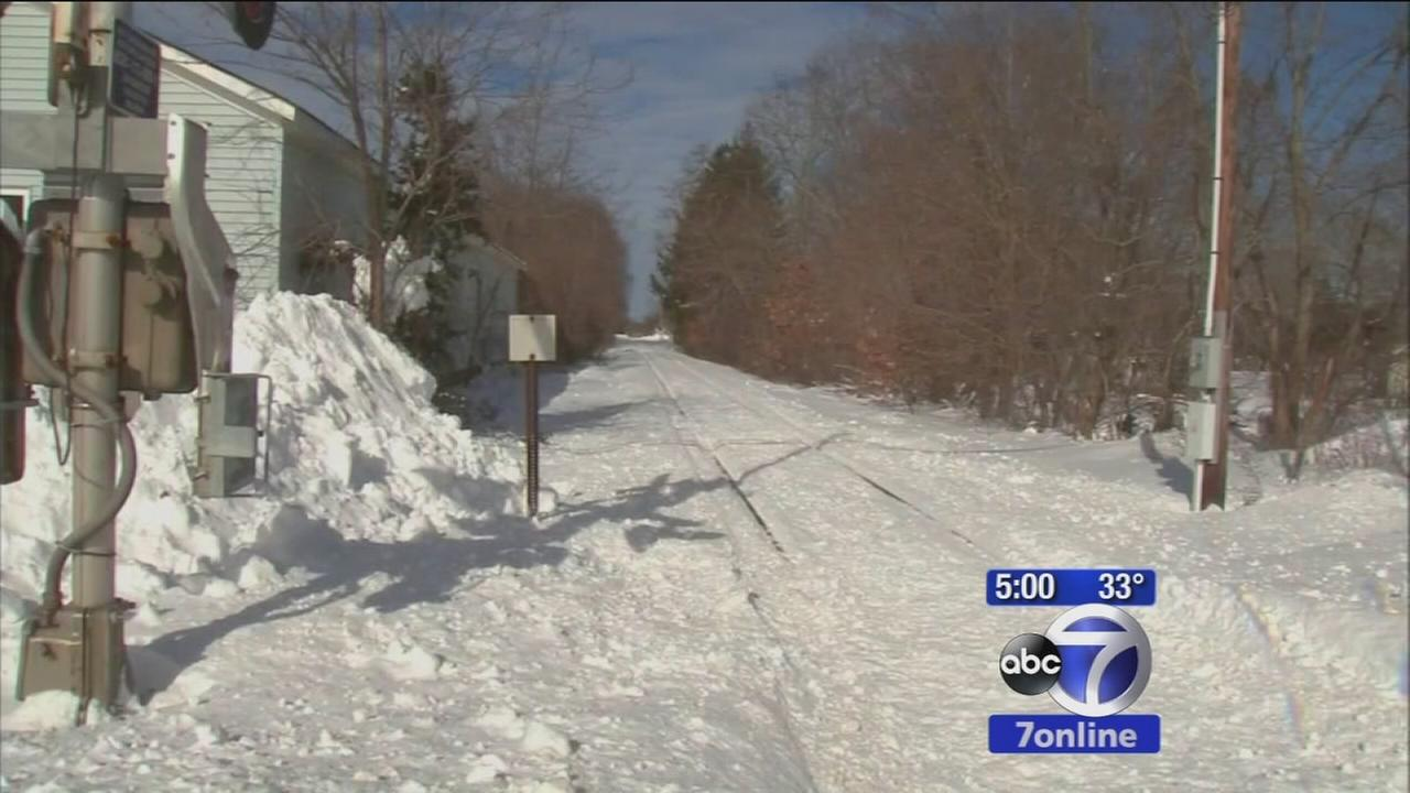 Suffolk County still digging out from blizzard