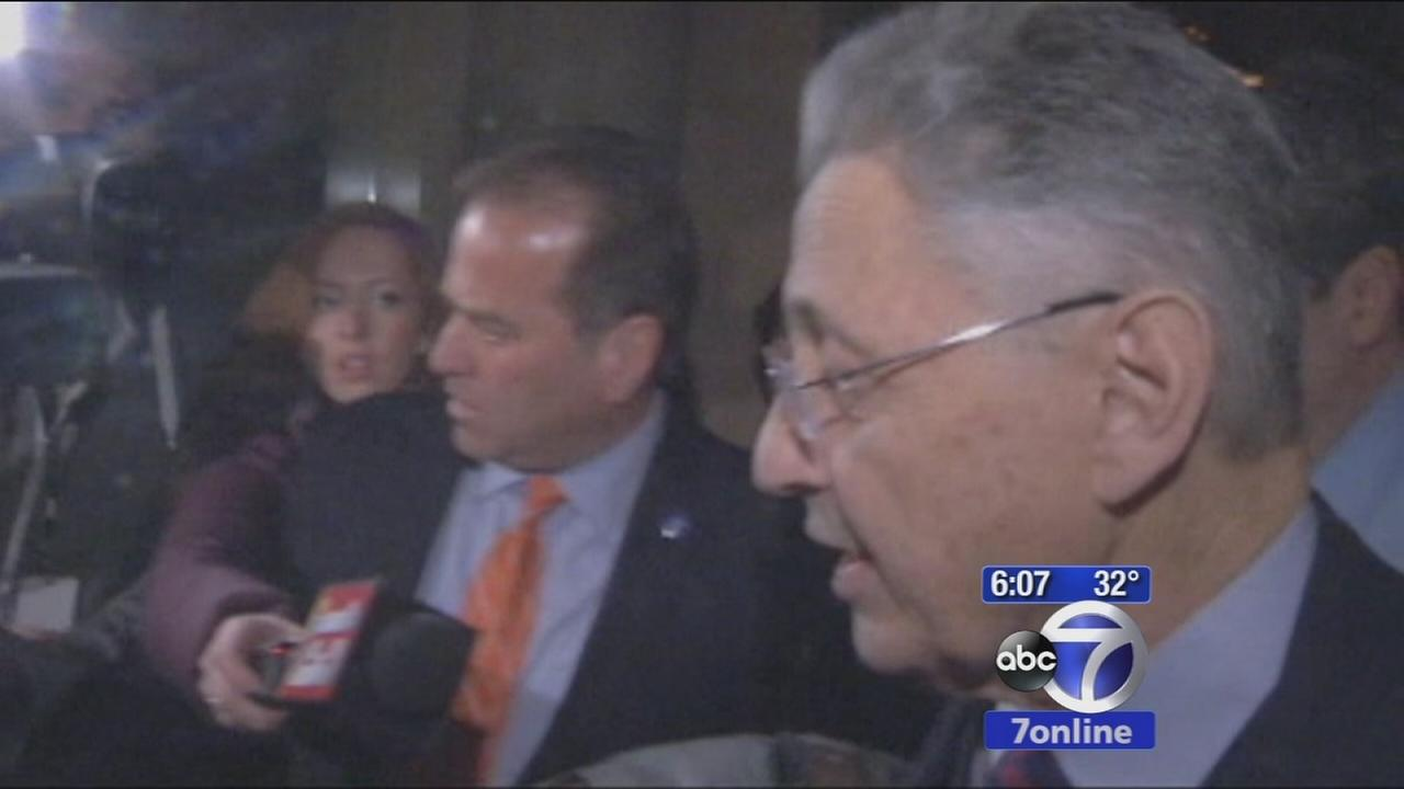Sheldon Silver to step down as Assembly speaker