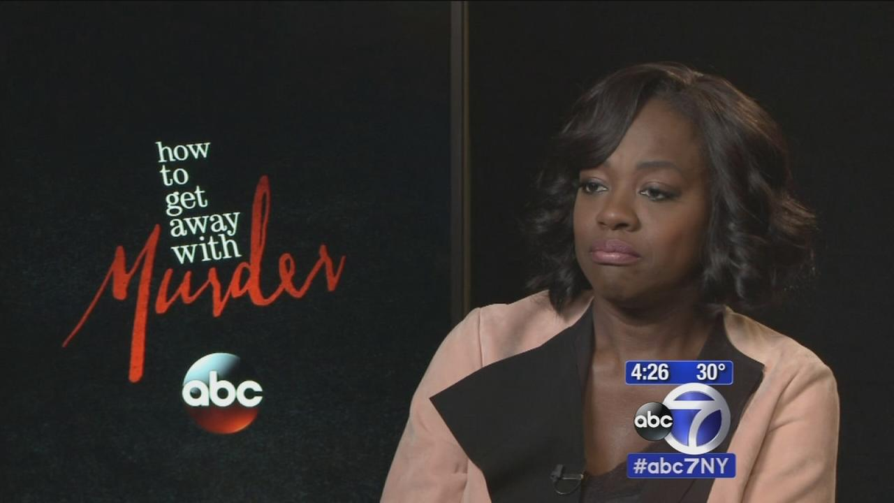 One on one with Viola Davis (Pt 2)
