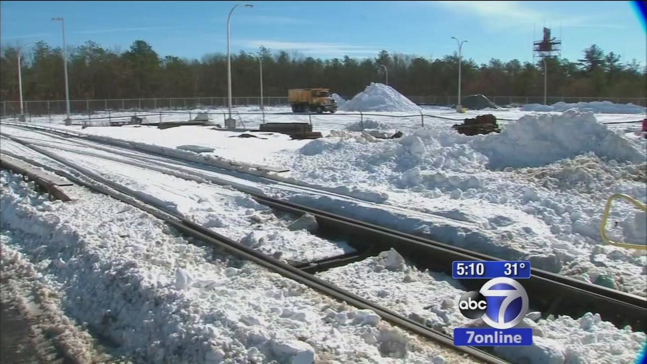 MTA to expand Ronkonkoma rail yard