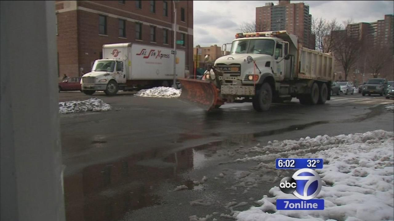 Queens residents brace for another snow storm