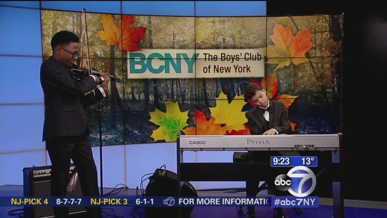 Music from the Boys Club of New York