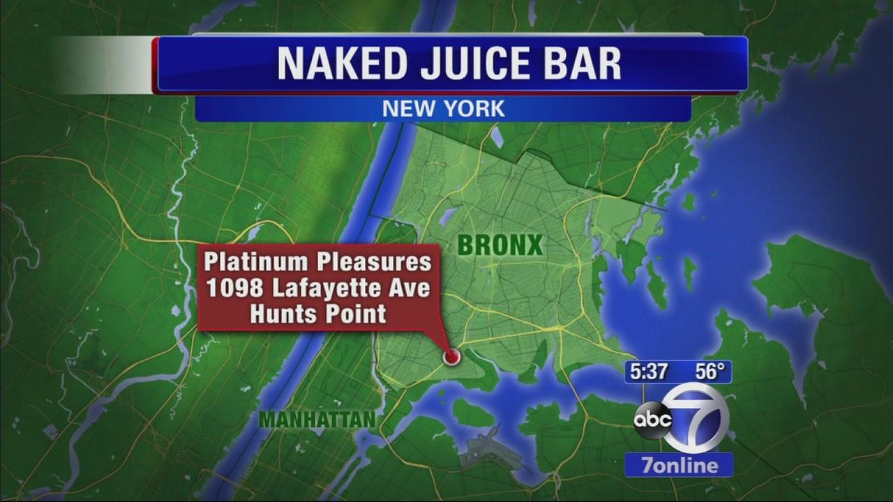 Platinum Pleasures juice bar serving up more than juice