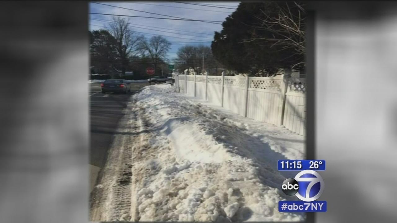 Teen hit by car, homeowner fined for not shoveling sidewalk