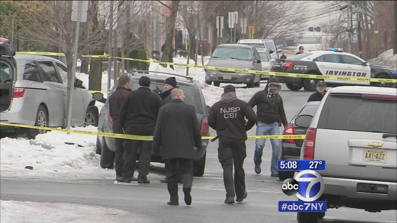 Irvington police chase ends in officer-involved shooting