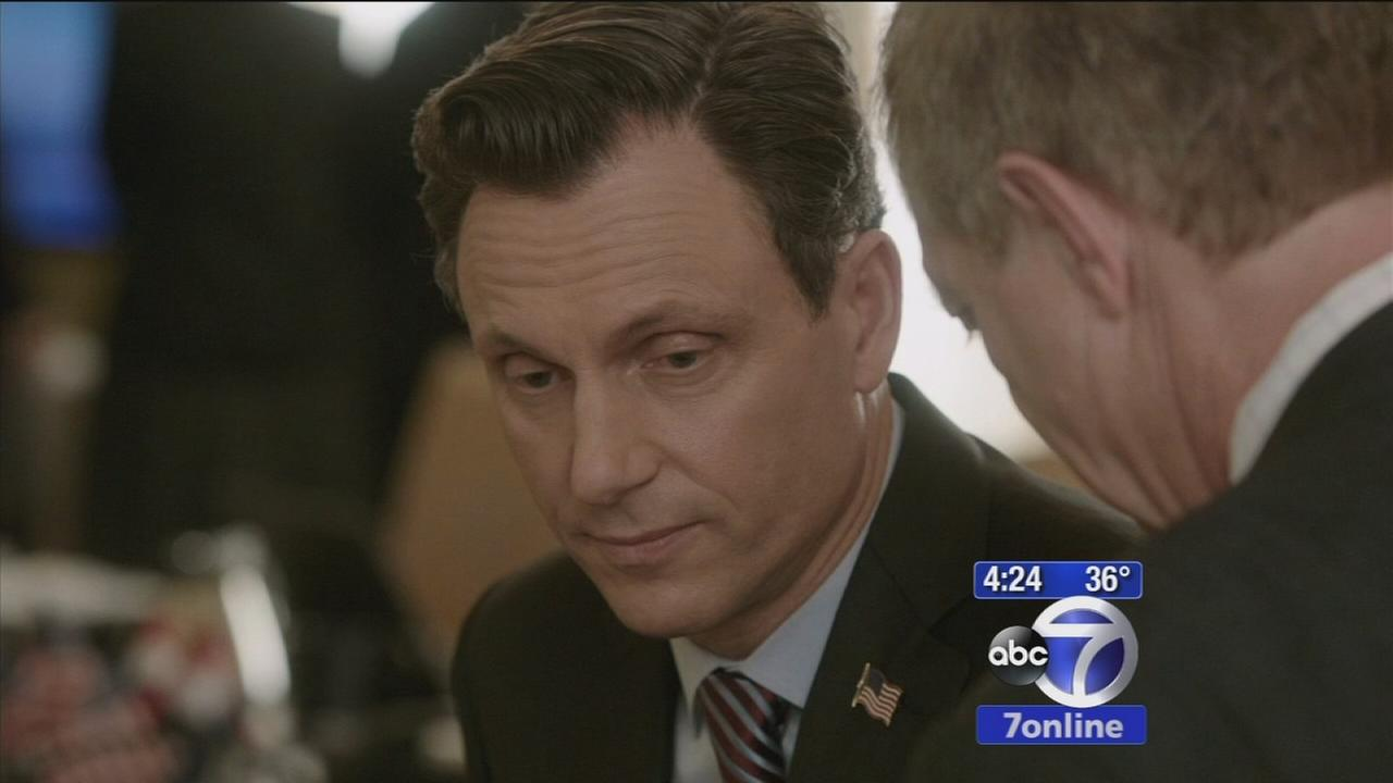 Catching up with Scandal star Tony Goldwyn