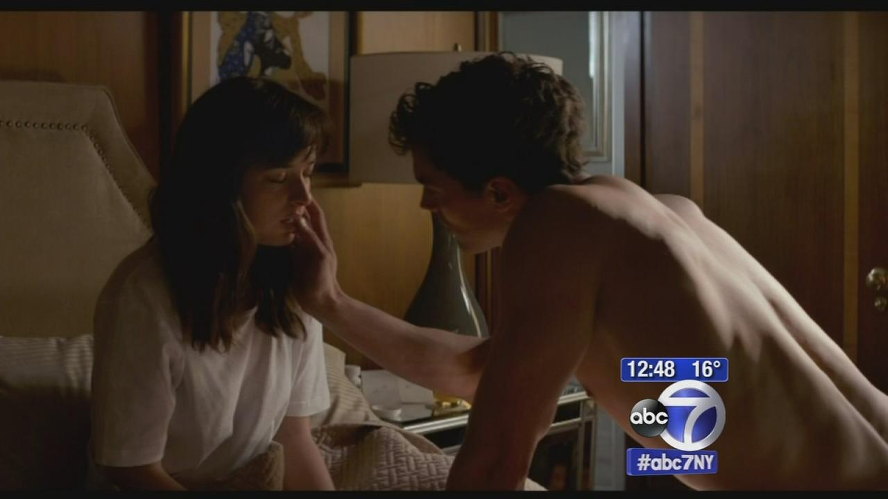 Sandy Kenyon: Fifty Shades - and all that twisted hype