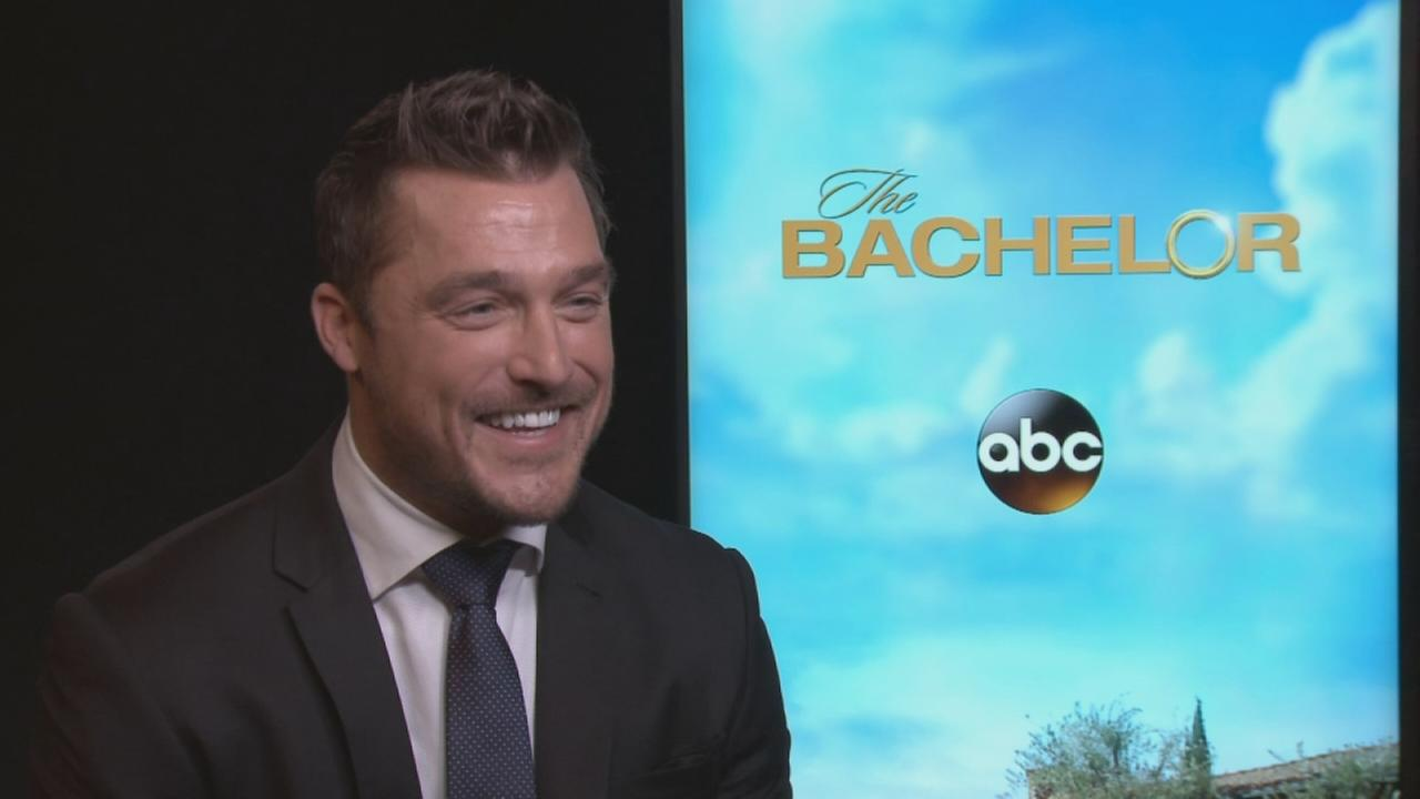 The Bachelor Chris Soules one-on-one with Sandy Kenyon
